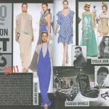 Who is on next Vogue sett 2011